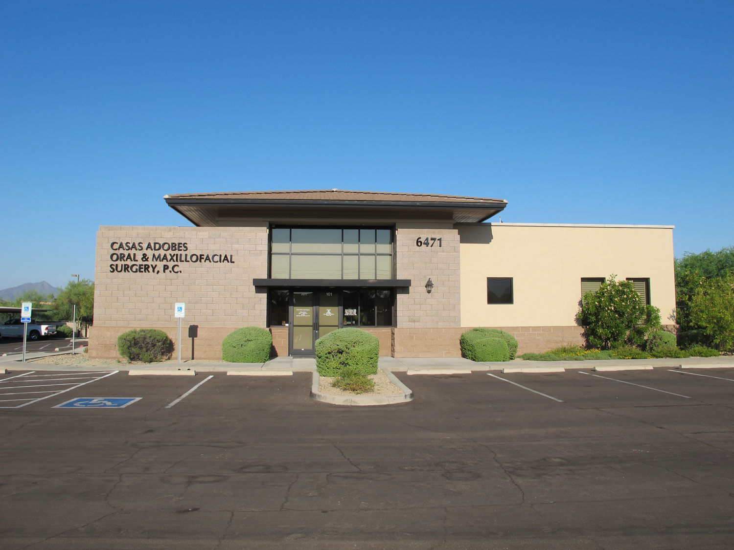 Casas Adobes Oral Surgery - Tucson, AZ